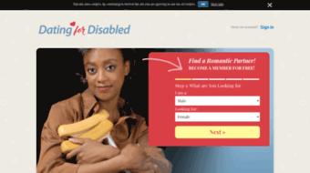Online dating disabled singles