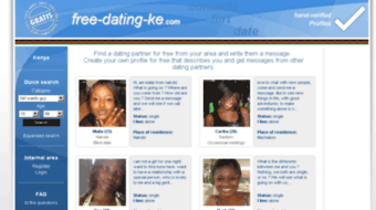 dating on line gratis
