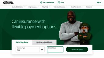 TheGeneral com Versicherung Überprüfung