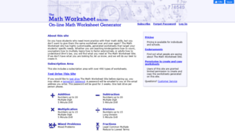 the math worksheet the math worksheet did you hear about educational activities1000 images new. Black Bedroom Furniture Sets. Home Design Ideas