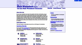 math worksheet : everything on themathworksheetsite  the math worksheet site   : Maths Worksheet Site